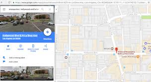 Google Maps Los Angeles Ca by Solved Local Guides Connect How To Add Intersection Name On Map