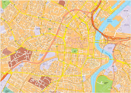 vector maps belfast vector map eps illustrator map our cartographers