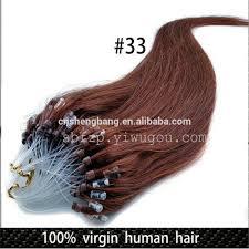Human Hair Glue In Extensions by 9a Grade Hair China Factory Price Keratin Glue Micro Bonding Hair