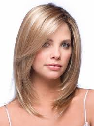 hair style angled toward face layered medium length hair with face framing layers hairstyles