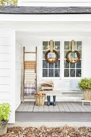 Ideas To Decorate Home 9 Cozy Fall Porch Ideas To Decorate Your Home Artful Homemaking