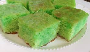 key lime cake with limeade glaze