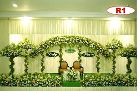 amazing christian wedding decorations stage 19 with additional