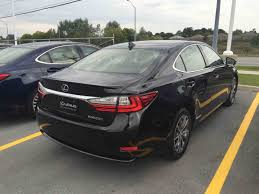 lexus es300h new 2016 lexus es300h cvt for sale in kingston lexus of kingston
