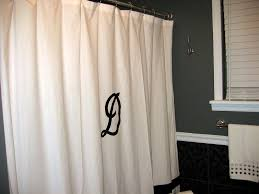 modern black and white shower curtain best home decor inspirations