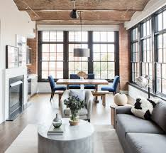 3 Stylish Industrial Inspired Loft 15 Spectacular Industrial Living Room Designs That Will Inspire