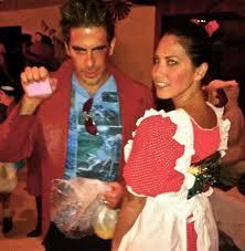 Olivia Halloween Costume Eli Roth Olivia Munn Celebrities Halloween Costumes