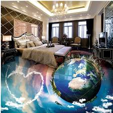 burning universe wallpapers free shipping burning earth universe 3d floor painting bathroom