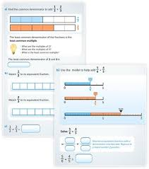 99 best fraction operations images on pinterest math fractions