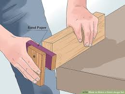 How To Make Backyard Jenga by How To Make A Giant Jenga Set 11 Steps With Pictures Wikihow