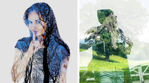 tutorial double exposure video multiple exposure or double exposure in camera dslr photography
