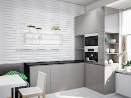 Black White Kitchen Cabinets by Stylish And Cool Gray Kitchen Cabinets For Your Home
