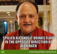 Alok Nath Memes - shri shri alok nath ji 10 by hvs meme center