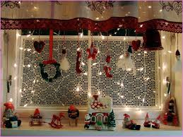 christmas window decorations awesome lighted window decorations home decor inspirations