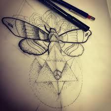 35 famous moth tattoos designs moth sternum tattoo design