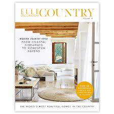 elle decoration country volume 10 elle decoration uk