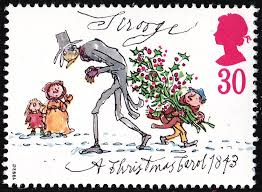 quentin blake christmas scrooge 1993 royal mail postage st u2026 flickr