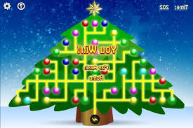 christmas tree light game unusual idea christmas lights game light up tree card and decore