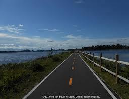 Rhode Island scenery images East bay bike path a scenic rhode island gem top ten travel jpg