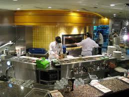 Pizza Restaurant Interior Design Ideas Pizza To Go Open Kitchen Hospitality Interior Design Of 101 Ocean