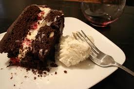 the best chocolate birthday cake ever mangia mangia