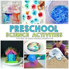 10 science activities for preschoolers the realistic