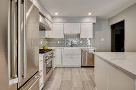 white kitchen cabinets with vinyl plank flooring 75 beautiful vinyl floor kitchen pictures ideas april