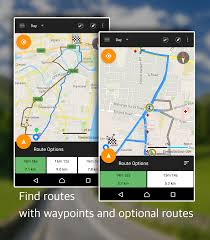 scout gps apk gps driving route offline map directions apk android