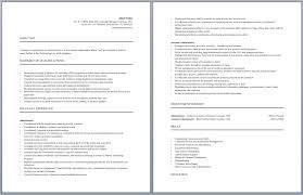 Assistant Preschool Teacher Resume Example Of Resume With Seminars Attended Clinical Psychology
