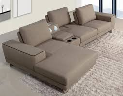 Sectional Recliner Sofa With Cup Holders Sectional Sofas With Cup Holders