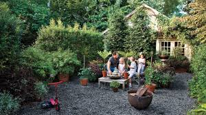 budget friendly backyard landscaping southern living