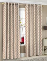 Lined Cotton Curtains Curtain Zig Zag Lined 2pc Cotton Curtains Online Shopping