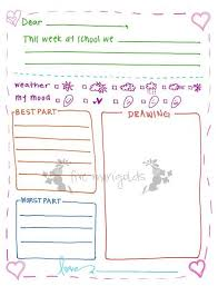 the 25 best letter writing template ideas on pinterest letter