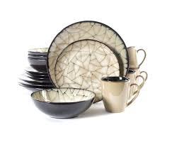 dinnerware set 16 dinner plates bowls cups kitchen