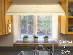 Wooden Interior Window Sill Diy Reclaimed Wood Windowsill U2013 Luscious And Lively
