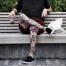 112 best leg tattoos images on leg leg