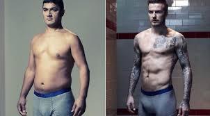 pria ini berpose bak model iklan celana dalam lifestyle liputan6 com