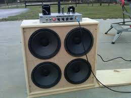 4x10 Guitar Cabinet How To Build Speaker Cabinets Plans Pdf How To Build A Pergola