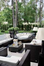 Black Patio Furniture Sets Foter - Black outdoor furniture