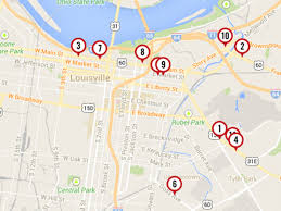 Louisville Map Eater Louisville Heatmap Where To Drink Right Now Nowhere Bar