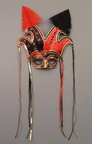 jester masquerade mask court jester mask renaissance handmade masquerade masks