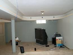 full basement development stony plain drywall talk