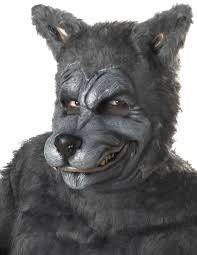 Wolf Costume Mens Plus Size Deluxe Big Bad Wolf Costume Costume Craze