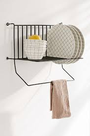 Urban Outfitters Kitchen - booker kitchen wall storage urban outfitters