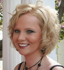short haircuts for thick wavy hair round face hair style and
