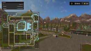 canadian map fs17 canadian rockys v1 0 farming simulator 2017 mods ls mods 17