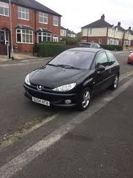 peugeot 206 xsi peugeot 206 xsi 1 6 with 12 months mot 91000 miles in newcastle