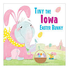 easter bunny book 149265927 tiny the iowa easter bunny by eric isu book store
