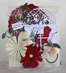 Handmade Cards Design 1217 Best Cards With Handmade Flowers Images On Pinterest