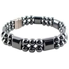 bracelet magnetic images Hematite therapy magnetic bracelet at rs 125 piece bio magnetic jpg